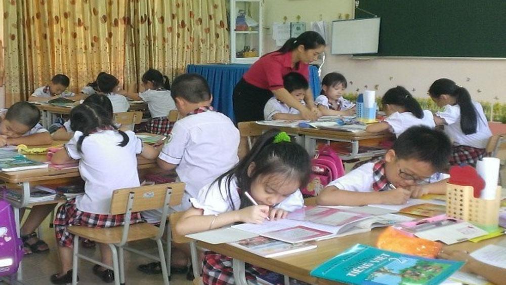Bộ Giáo dục đề nghị toàn ngành giáo dục Nghệ An lưu ý văn hóa ứng xử